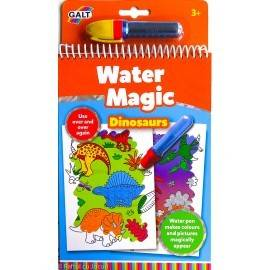WATER MAGIC - CARTE DE COLORAT DINOZAURI