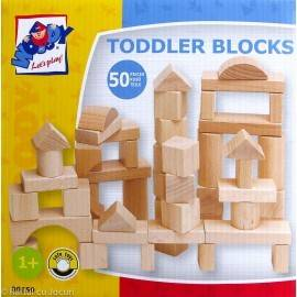 SET CONSTRUCȚIE NATUR / TODDLER BLOCKS