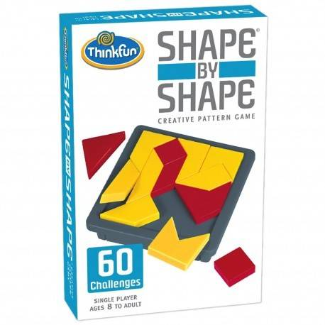 SHAPE BY SHAPE -TANGRAM