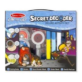 DECODORUL DE SECRETE