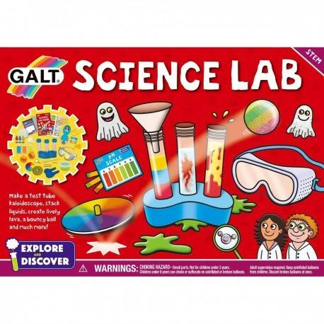 SCIENCE LAB : SET EXPERIMENTE