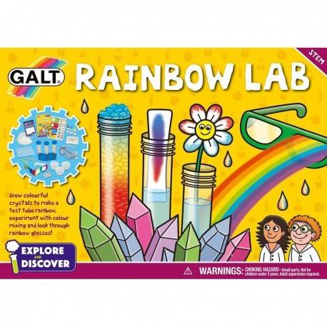 SET EXPERIMENTE: RAINBOW LAB