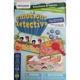 DETECTIVUL DE SENTIMENTE / EMOTIONS DETECTIVE