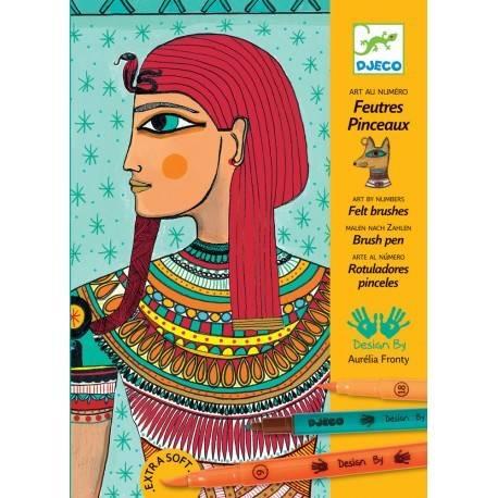 ATELIER CREATIV - ARTĂ EGIPTEANĂ