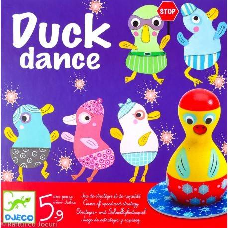 DANSUL RAȚELOR / DUCK DANCE
