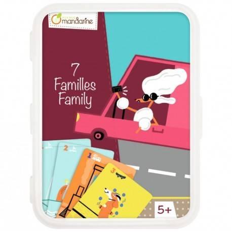 7 FAMILII - MIJLOACE DE TRANSPORT