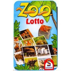 LOTO CU ANIMALE DE LA ZOO / ZOO LOTTO