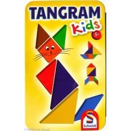 TANGRAM KIDS - CUTIE METALICĂ