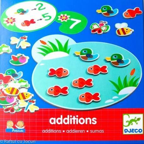 ADUNĂRI / ADDITIONS