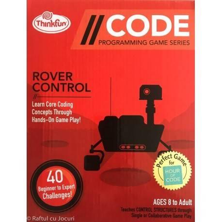 CODE -  ROVER CONTROL LEVEL 2