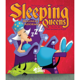 REGINELE ADORMITE / SLEEPING QUEENS
