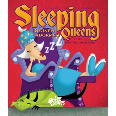 REGINELE ADORMITE / SLEEPING QWEENS