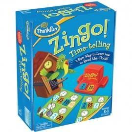 ZINGO! TIME TELLING