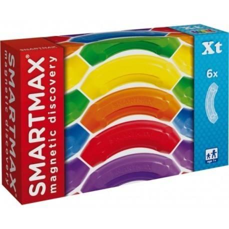 SMARTMAX  SET DE 6 BARE CURBATE