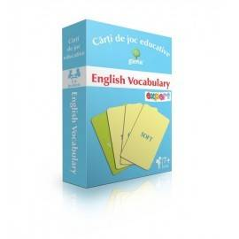 EDUCARD EXPERT - ENGLISH VOCABULARY