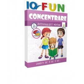 IQ FUN - CONCENTRARE