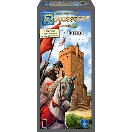 CARCASSONNE EXTENSIA 4 -TURNUL