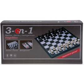 DAME ȘI ȘAH MAGNETIC/ DRAUGHTS AND CHESS MAGNETIC