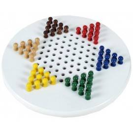 DAME CHINEZEȘTI / CHINESE CHECKERS