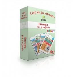 EDUCARD EXPERT - ȚĂRI ȘI CAPITALE - EUROPA