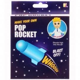 POP ROCKET - CREAZĂ-ȚI PROPRIA RACHETĂ!