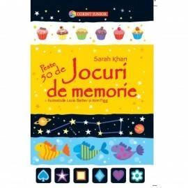 PESTE 50 DE JOCURI DE MEMORIE