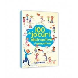 100 DE JOCURI DISTRACTIVE ȘI EDUCATIVE