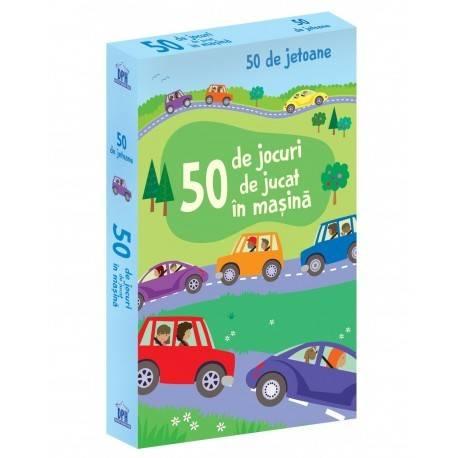 50 DE JOCURI DE JUCAT ÎN MAȘINĂ