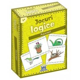JOCURI LOGICE - ASOCIERI