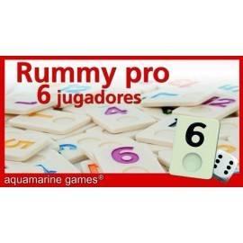 RUMMY PRO 6 JUCĂTORI