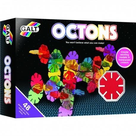 SET CREATIV - OCTONS - 48 PIESE