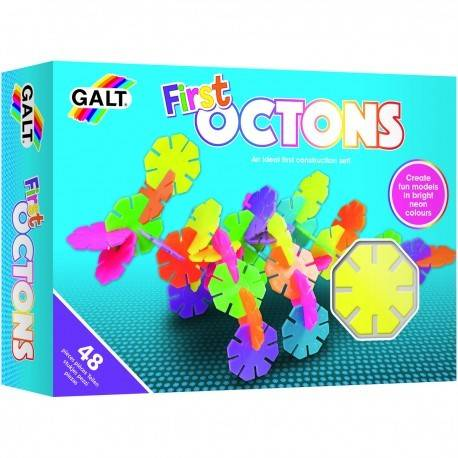 SET CREATIV - FIRST OCTONS - 48 PIESE