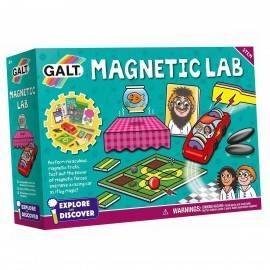 SET EXPERIMENTE : LABORATOR MAGNETIC