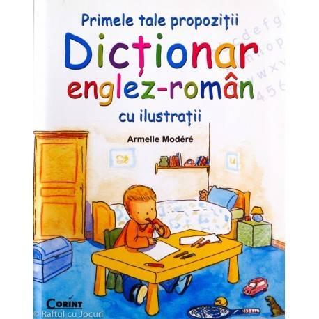 DICȚIONAR ENGLEZ - ROMÂN CU ILUSTRAȚII