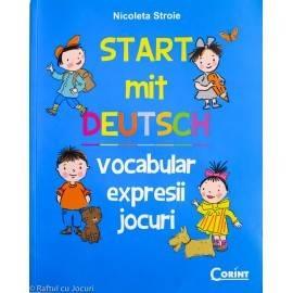 START MIT DEUTSCH - VOCABULAR, EXPRESII, JOCURI