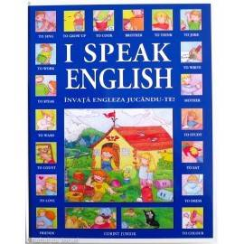 I SPEAK ENGLISH - ÎNVAȚĂ ENGLEZA JUCÂNDU-TE!