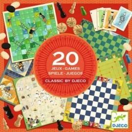 20 DE JOCURI CLASICE / 20 CLASSICAL GAMES