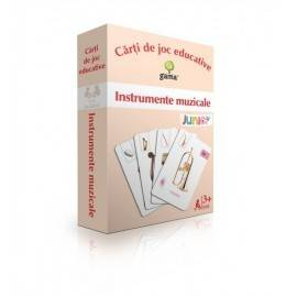 EDUCARD JUNIOR PLUS - INSTRUMENTE MUZICALE