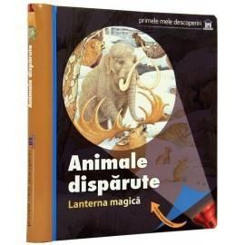 ANIMALE DISPĂRUTE - LANTERNA MAGICĂ