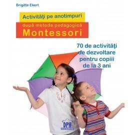 ACTIVITATI PE ANOTIMPURI  - MONTESSORI