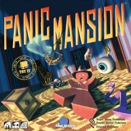 PANIC MANSION / CONACUL BÂNTUIT