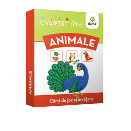 CVARTET - ANIMALE