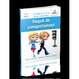 REGULI DE COMPORTAMENT 5-6 ANI - ACTIVITĂȚI DE ZI CU ZI