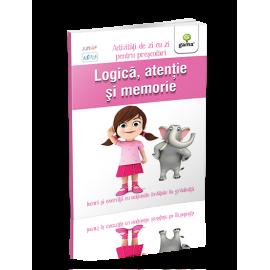 LOGICĂ, ATENȚIE ȘI MEMORIE 3-4 ANI - ACTIVITĂȚI DE ZI CU ZI