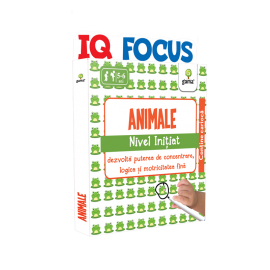 IQ FOCUS INIȚIAT - ANIMALE