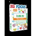 IQ FOCUS JUNIOR - ÎN JURUL MEU