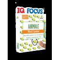 IQ FOCUS JUNIOR - ANIMALE