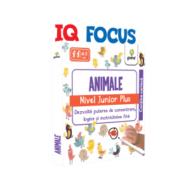IQ FOCUS JUNIOR PLUS - ANIMALE