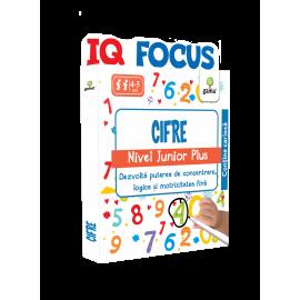 IQ FOCUS JUNIOR PLUS - CIFRE