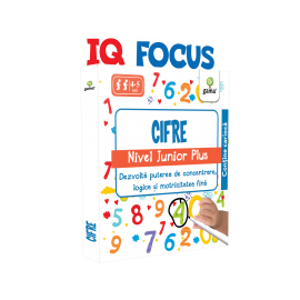IQ FOCUS JUNIOR PLUS - CIFRE